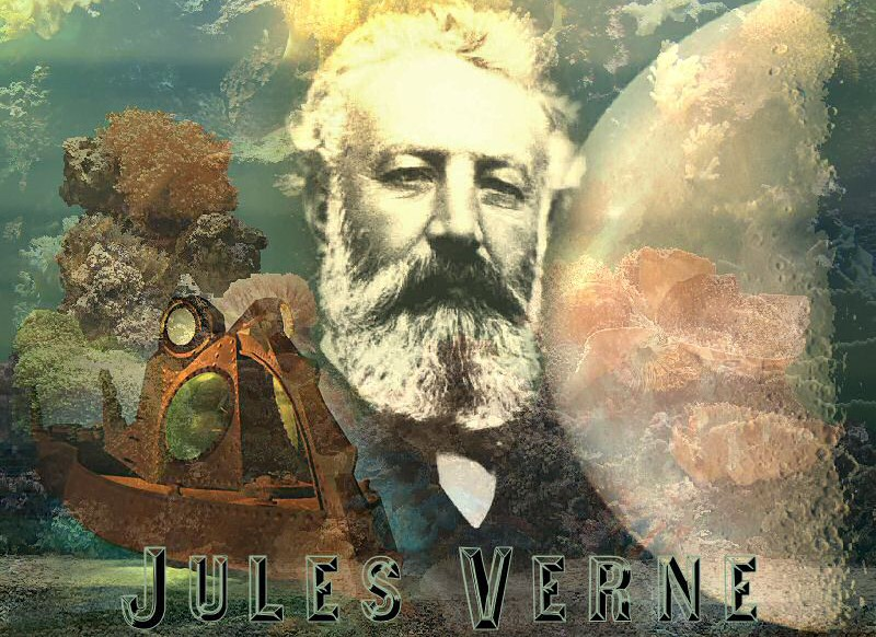 Julio Verne color